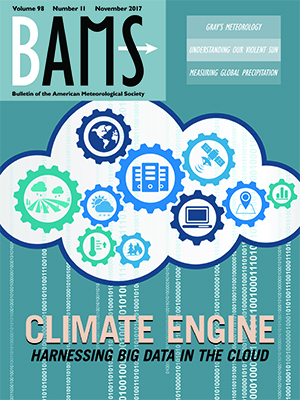 BAMS Authors - American Meteorological Society