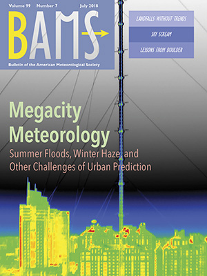 Latest Issue of BAMS