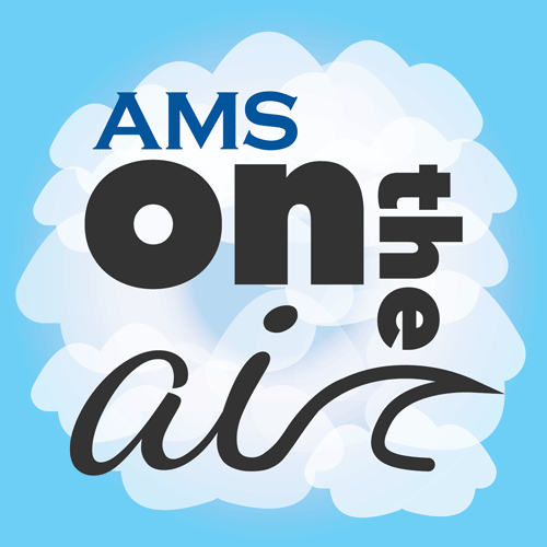 AMS Podcast logo