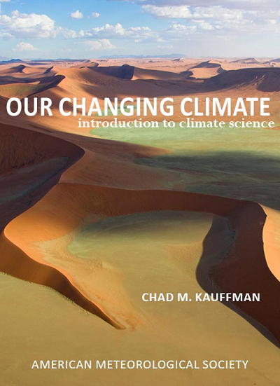 Our Changing Climate textbook cover