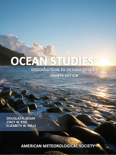 Ocean Studies 4th edition book cover
