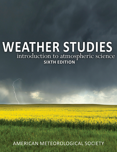 Weather Studies 46th edition textbook cover
