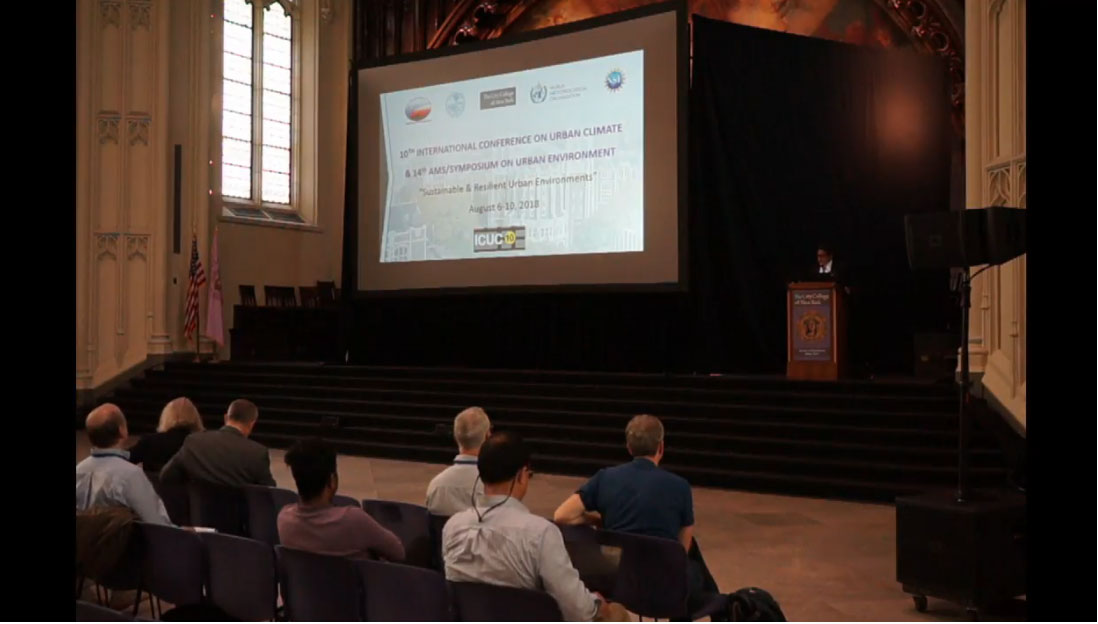 10th International Conference on Urban Climate/14th