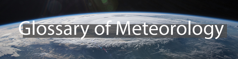 Glossary of Meteorology