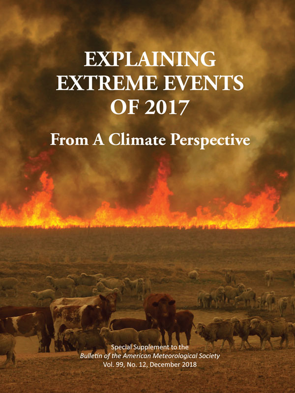 Explaining Extreme Events of 2017 Cover