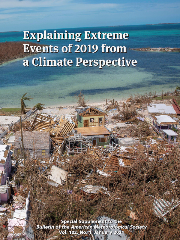 Explaining Extreme Events of 2019 from a Climate Perspective over