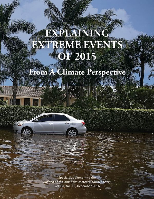 Explaining Extreme Events of 2015 Cover