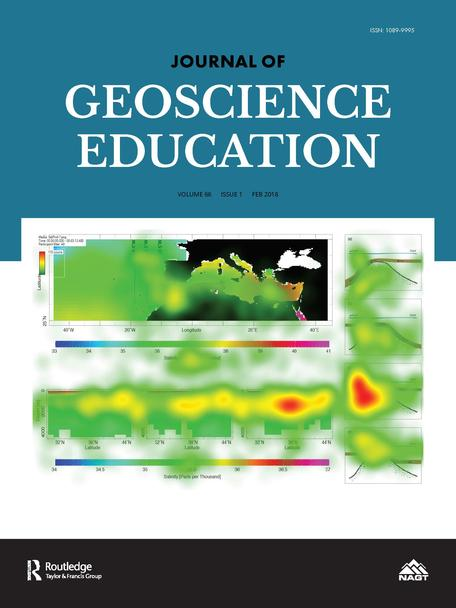 Journal of Geoscience Education cover