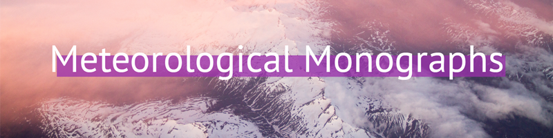 Meteorological Monographs