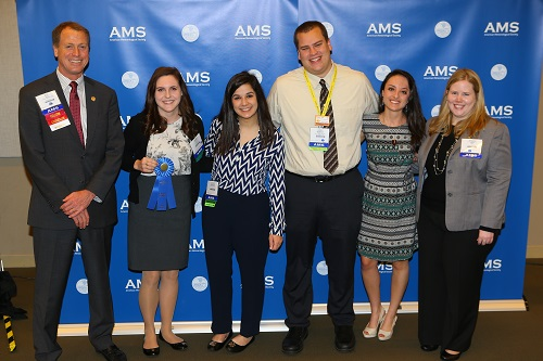 AMS Meeting Opportunities for Students - American