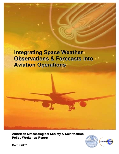 Space Weather and Aviation - American Meteorological Society