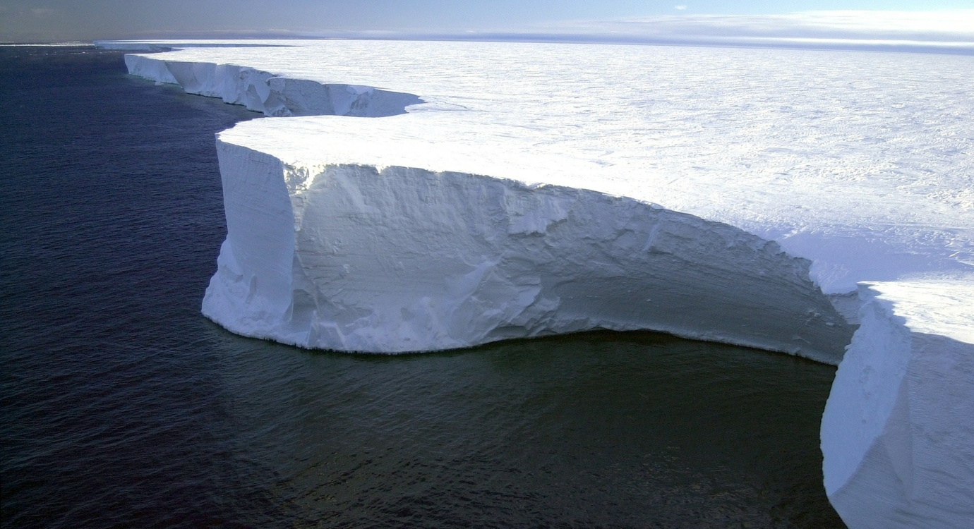 Melting Ice Shelves
