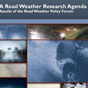 A Road Weather Research Agenda