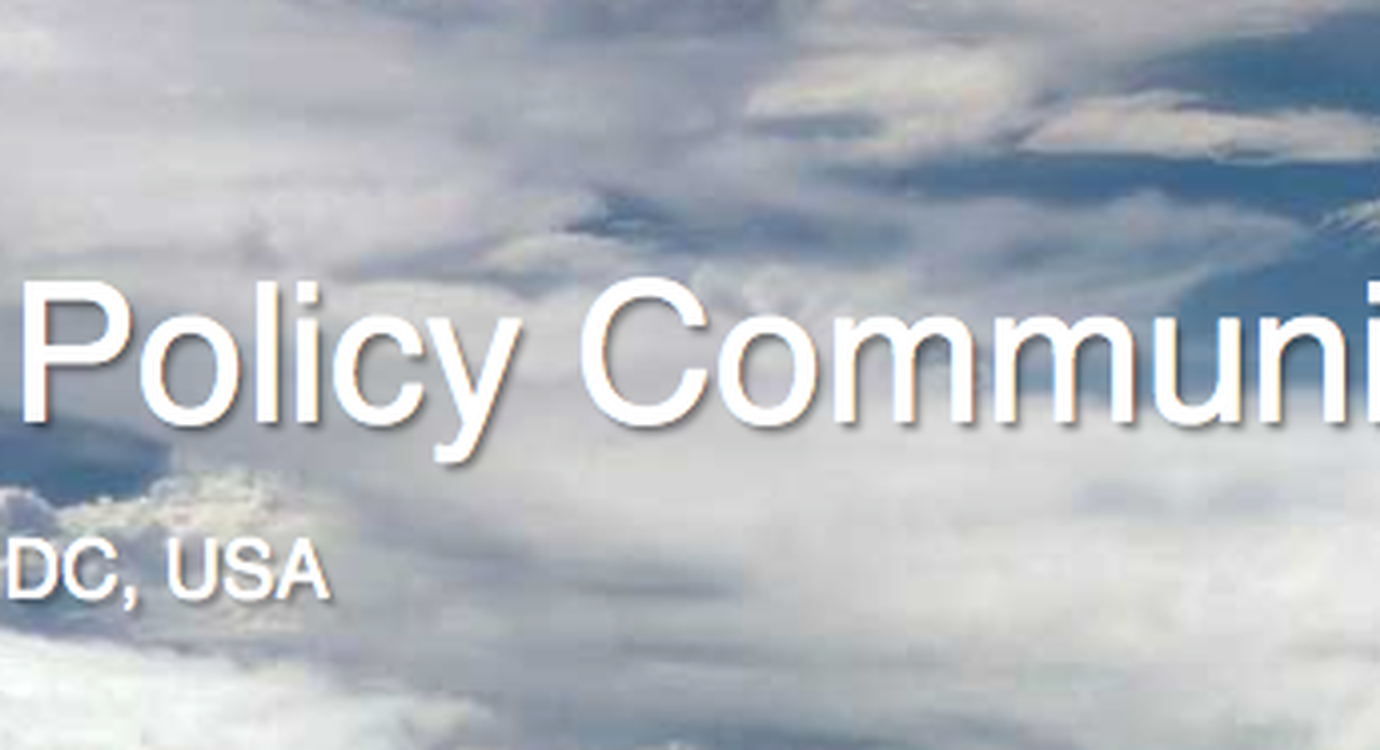 Join the AMS Policy Community