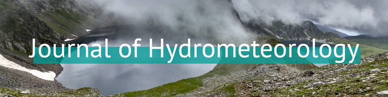 Journal of Hydrometeorology