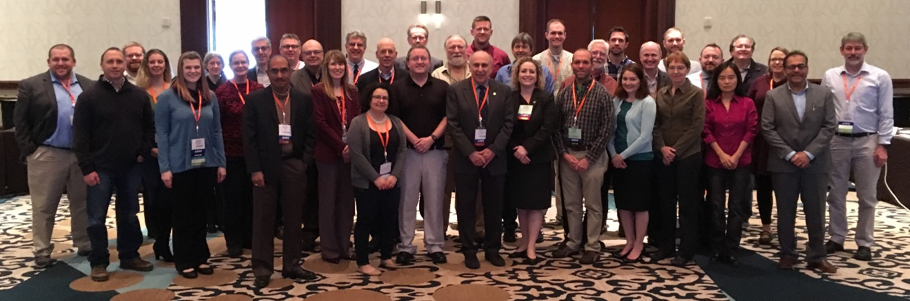 Group photo from the 2018 STAC Annual Meeting