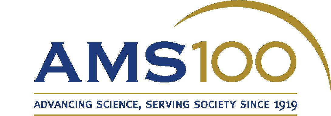 AMS Centennial Logo